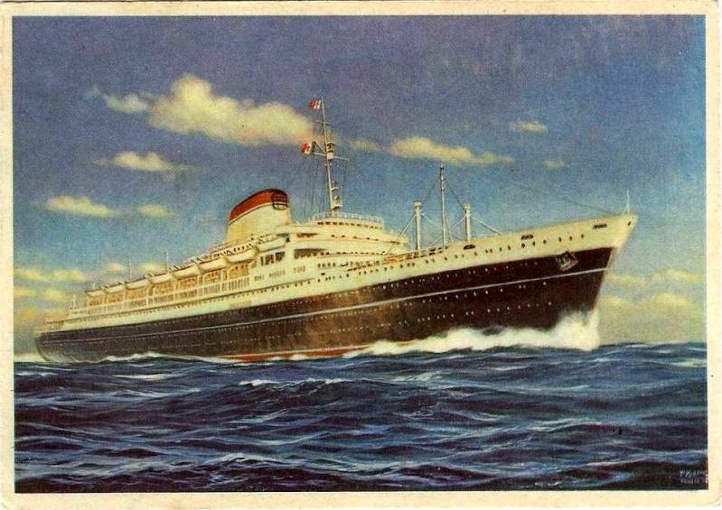 'Andrea Doria' - Italia - 1952 2_nave29