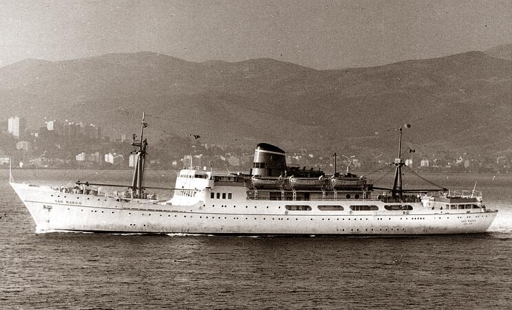 'San Marco' - Adriatica - 1956 2_nave40