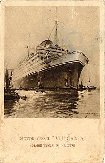 'Vulcania' - Cosulich - 1928 2_nave44