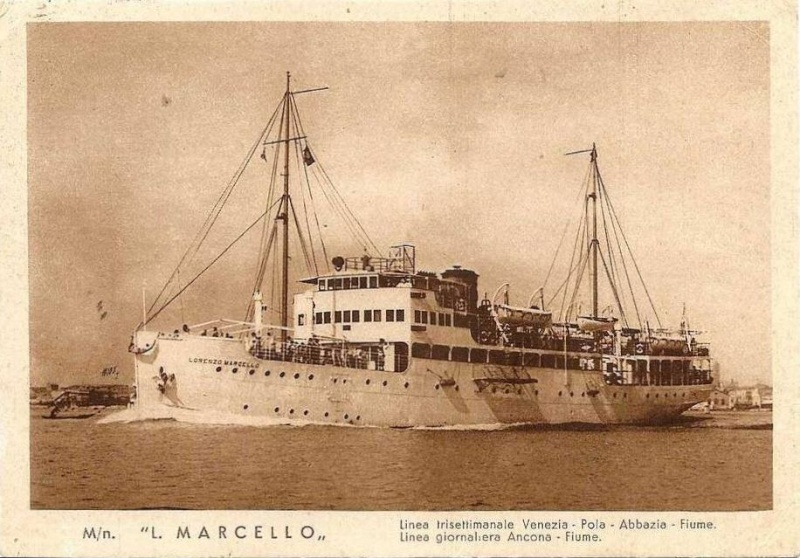 'Lorenzo Marcello' - San Marco - 1928 2_nave50