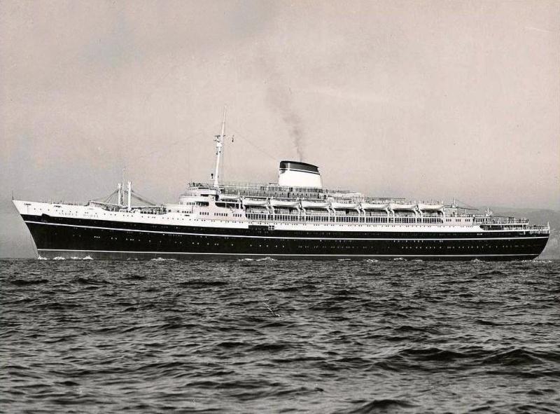'Andrea Doria' - Italia - 1952 2a_dor11