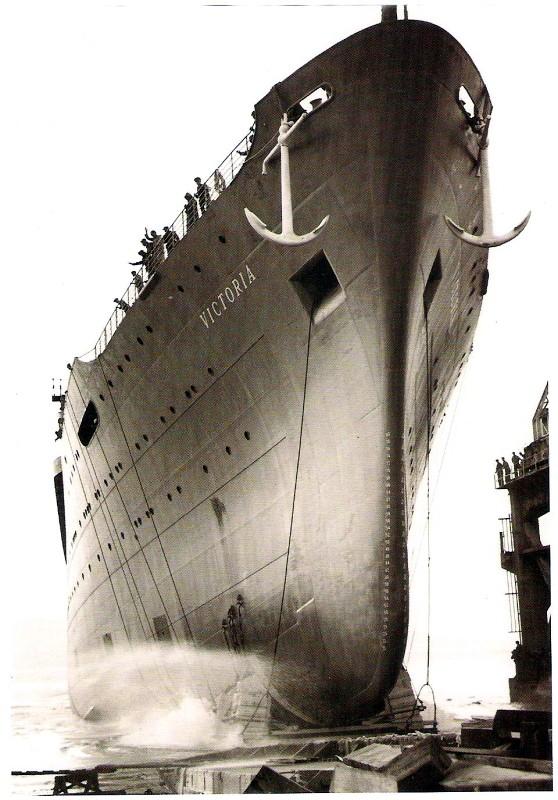 'Victoria' - Lloyd Triestino - 1952 2a_var10