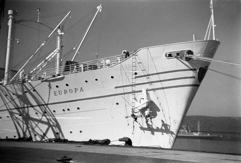 'Europa' - Lloyd Triestino - 1952 2c_eur10