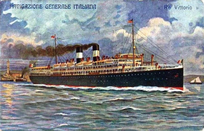 'Re Vittorio' - N.G.I. - 1907 2re_vi10