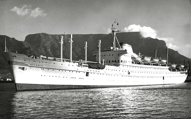 'Oceania' - Lloyd Triestino - 1951 3-ocea10