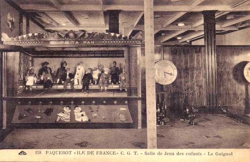'Ile de France' - C.G.M. - 1926 30_27g10