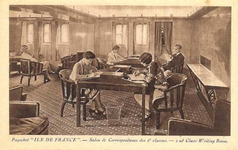 'Ile de France' - C.G.M. - 1926 31_28p10