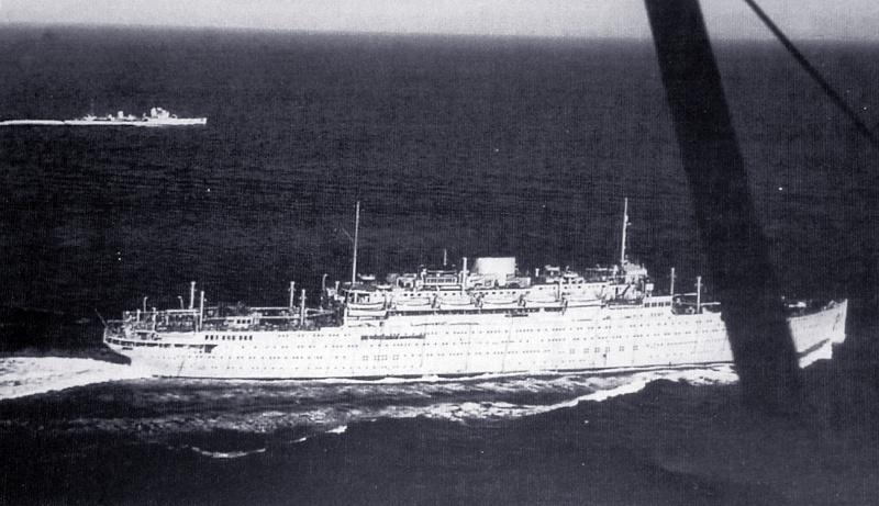 'Vulcania' - Cosulich - 1928 31_nav19