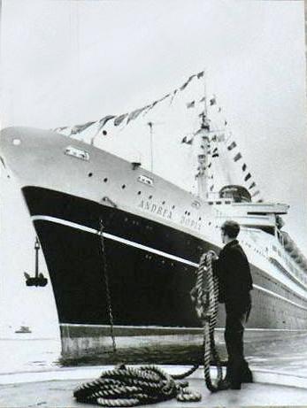 'Andrea Doria' - Italia - 1952 32_nav16