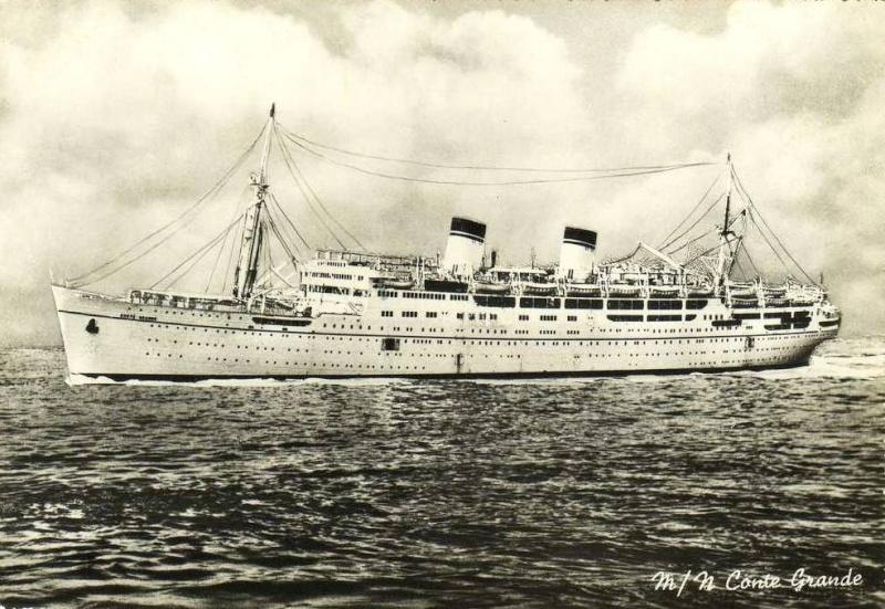 'Conte Grande' - Lloyd Sabaudo - 1928 32b_gr10