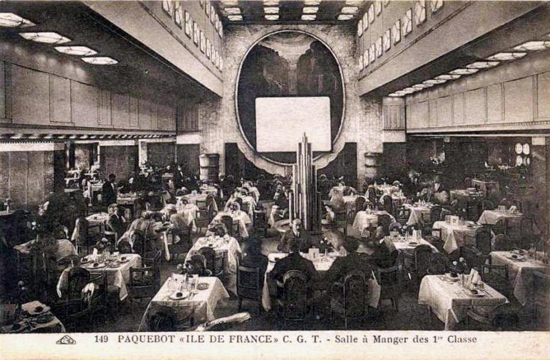 'Ile de France' - C.G.M. - 1926 33_30p10