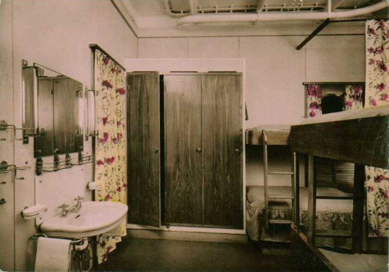 'Conte Biancamano' - Lloyd Sabaudo - 1925 33_nav17