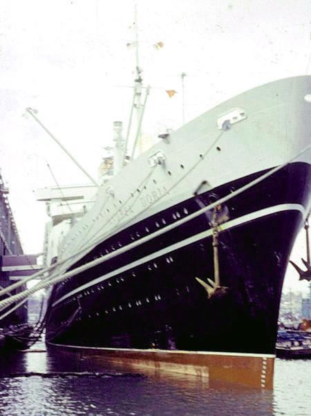 'Andrea Doria' - Italia - 1952 33a_do11