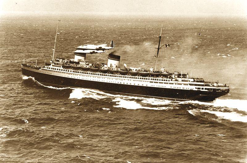 'Rex' - Italia - 1932 34-nav11
