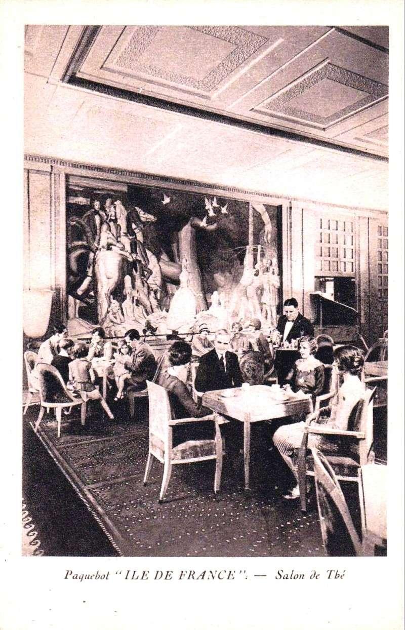 'Ile de France' - C.G.M. - 1926 34_31t10