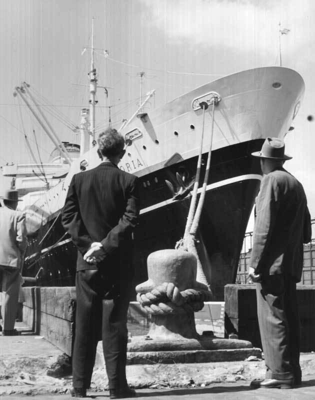'Andrea Doria' - Italia - 1952 34_nav14
