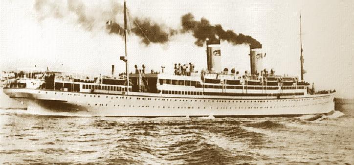 'Esperia' - Sitmar - 1921 34_nav15