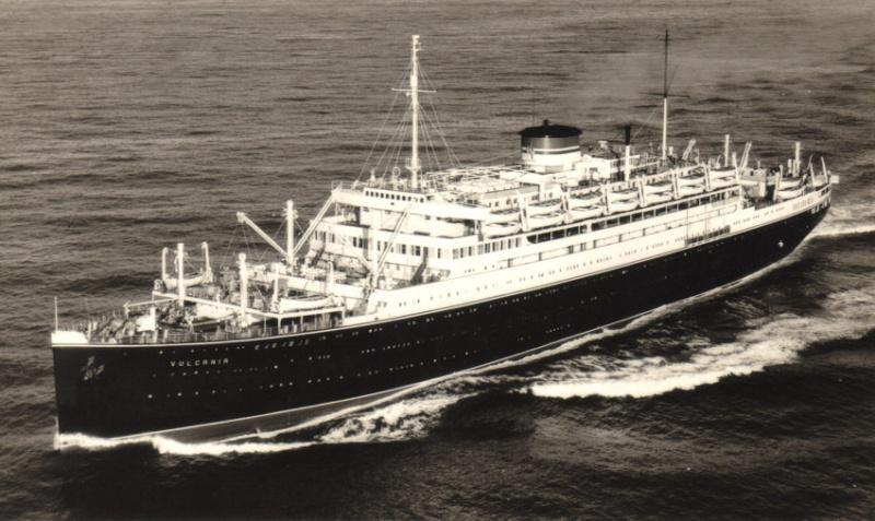 'Vulcania' - Cosulich - 1928 34_nav18