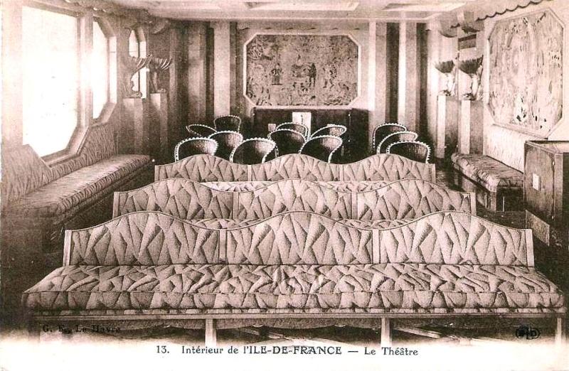 'Ile de France' - C.G.M. - 1926 35_32t10
