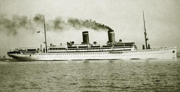 'Esperia' - Sitmar - 1921 35_nav12