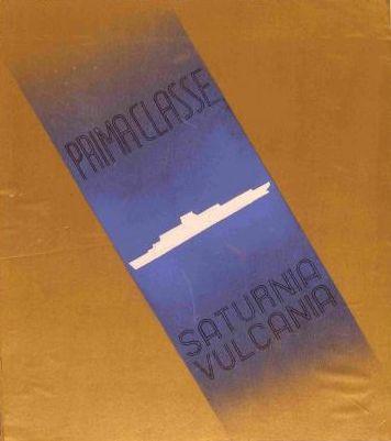'Vulcania' - Cosulich - 1928 35_nav14