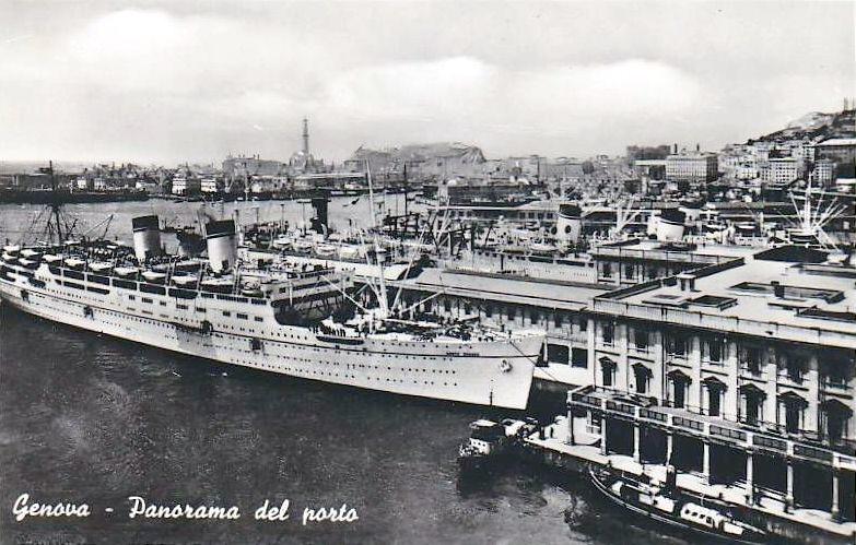 'Conte Grande' - Lloyd Sabaudo - 1928 36a_gr10