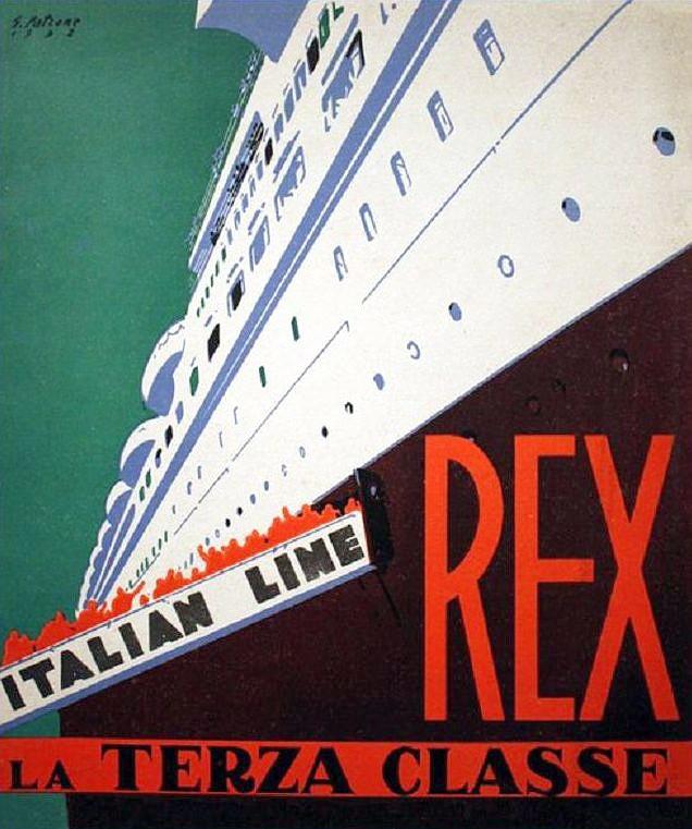 'Rex' - Italia - 1932 37-rex10