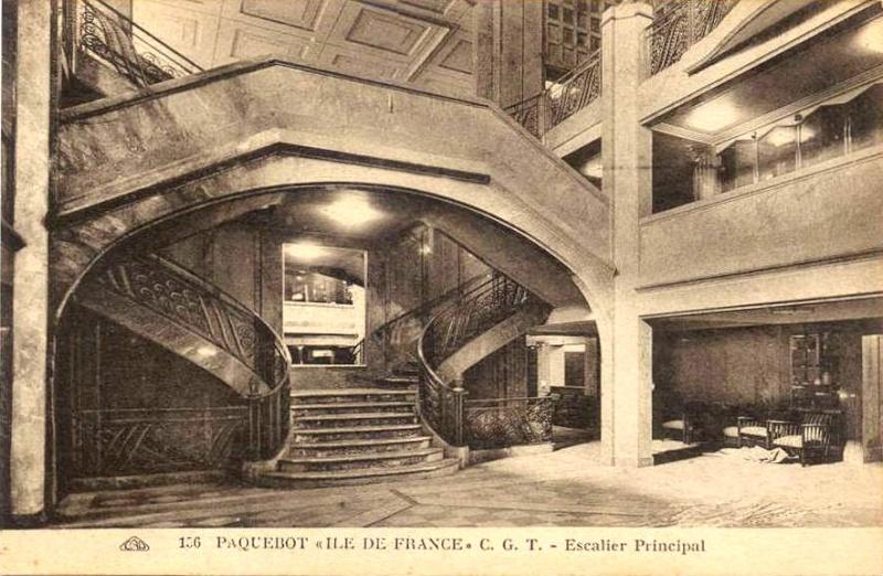 'Ile de France' - C.G.M. - 1926 37_34s10