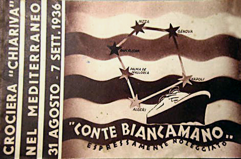 'Conte Biancamano' - Lloyd Sabaudo - 1925 37_nav12