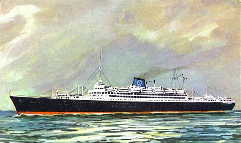 'Vulcania' - Cosulich - 1928 38_nav15