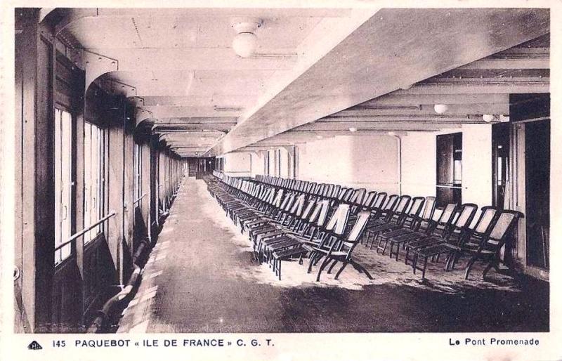 'Ile de France' - C.G.M. - 1926 39_36p10