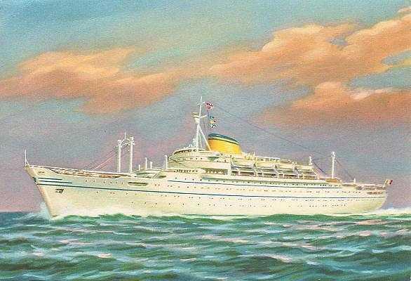 'Victoria' - Lloyd Triestino - 1952 3_1_fo10