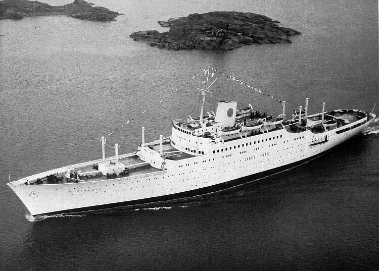 'Stockholm' - Svenska-America Linjen - 1948 3_1_st10