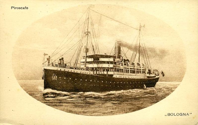 'Bologna' - Italia Nav. Vap. - 1905 3_bolo10