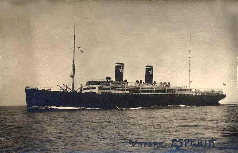'Esperia' - Sitmar - 1921 3_espe10