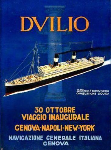 'Duilio' - N.G.I. - 1923 3_nave20