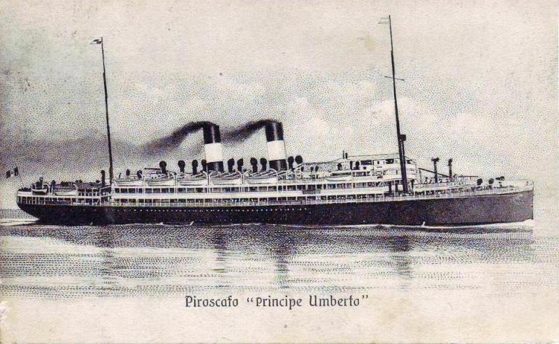 'Principe Umberto' - N.G.I. - 1908 3_nave22
