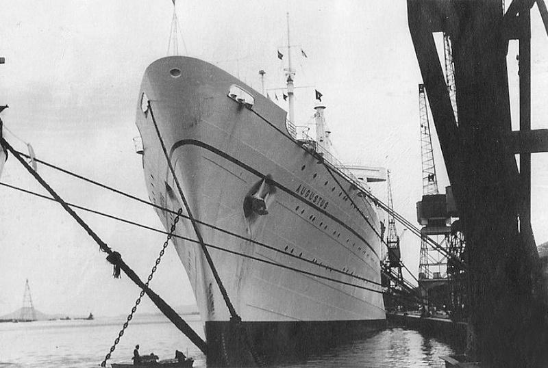 'Augustus' - Italia - 1951 3_nave23