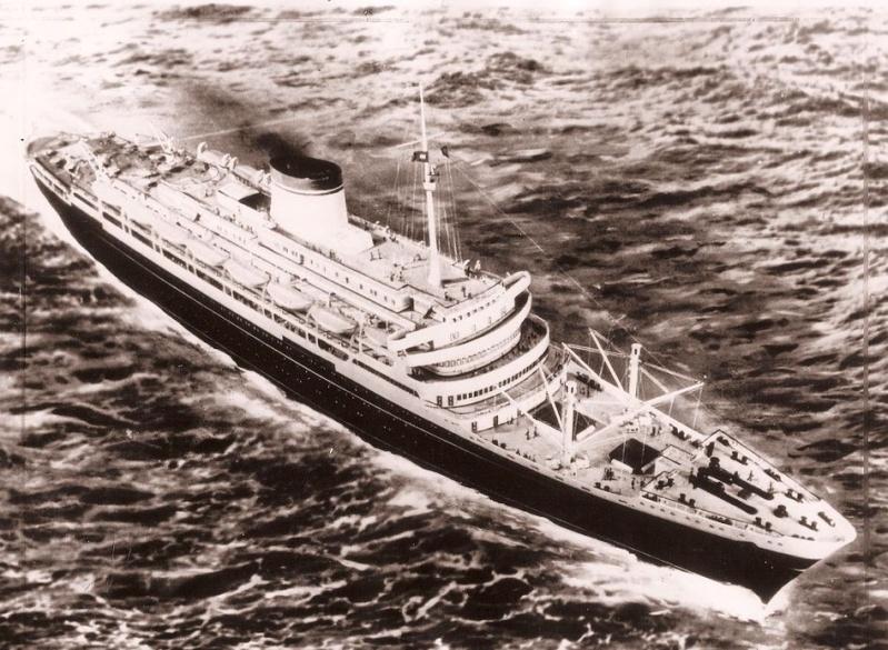 'Andrea Doria' - Italia - 1952 3_nave31