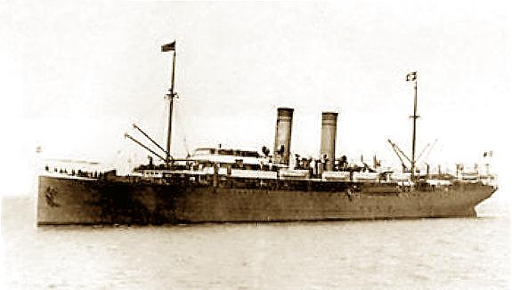 'Indiana' - Lloyd Italiano - 1905 3_nave35