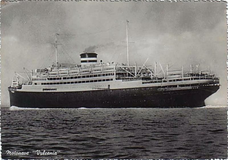 'Vulcania' - Cosulich - 1928 3_nave43