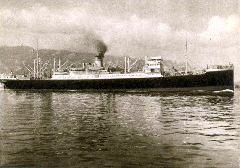 'Leme' - Navigazione Libera Triestina - 1925 3_nave44