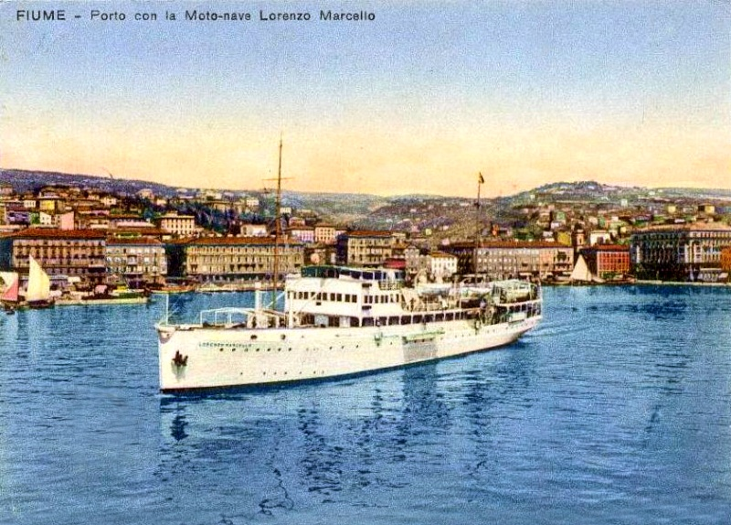 'Lorenzo Marcello' - San Marco - 1928 3_nave49