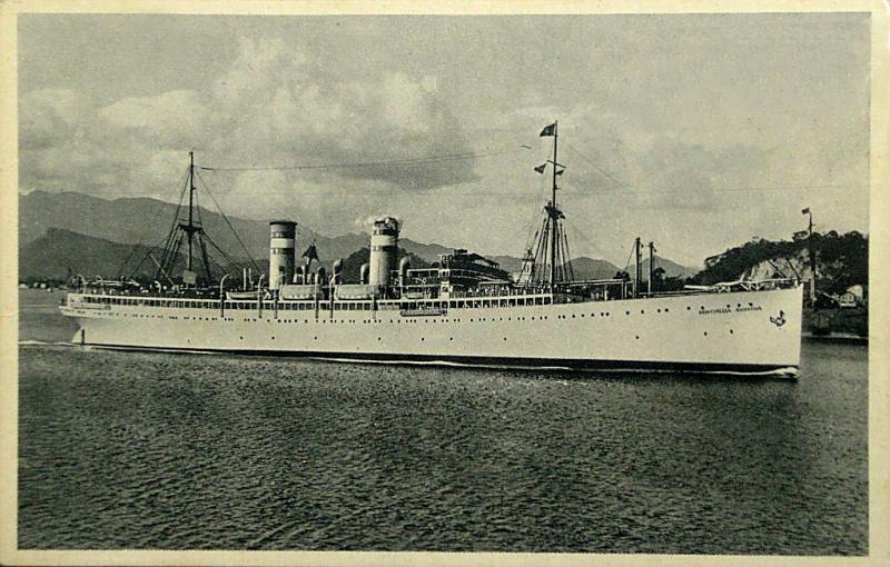 Principessa Giovanna' - Lloyd Sabaudo - 1923 3_nave56