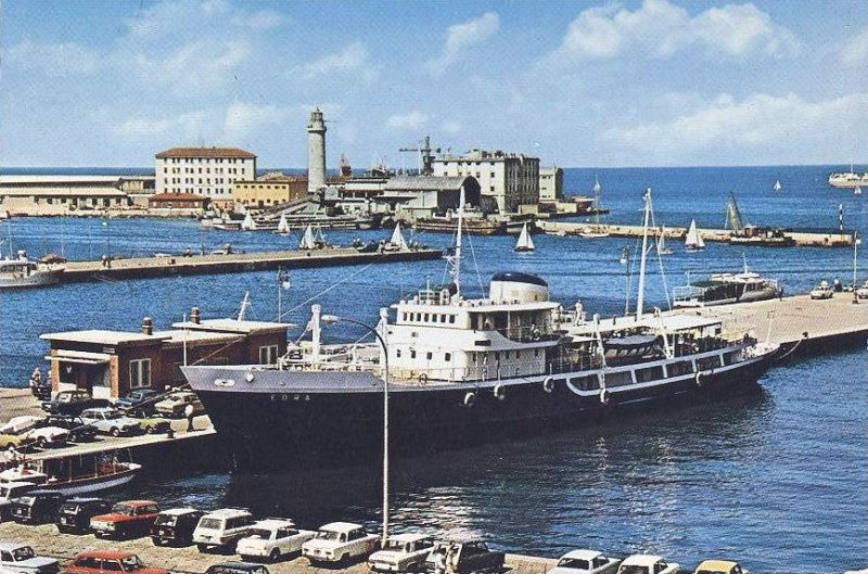 'Edra' - Nav. Alto Adriatrico - 1962 3_nave62
