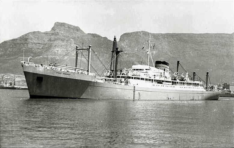 'Daphne' - anche Costa - 1955 3_port10