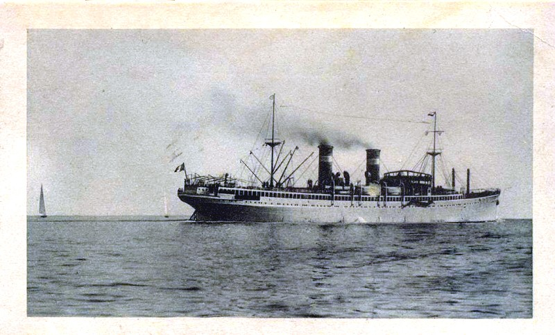 'Principessa Maria' - Lloyd Sabaudo - 1923 3_senz10
