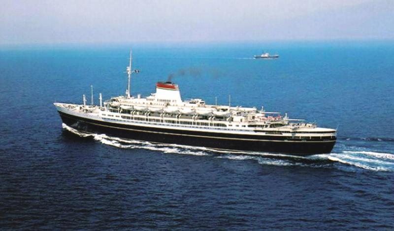 'Andrea Doria' - Italia - 1952 3a_nav12