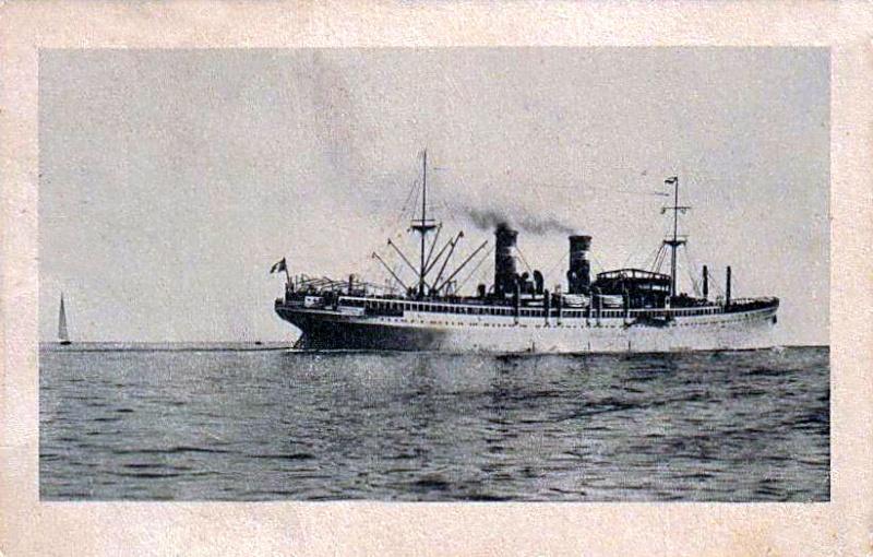 Principessa Giovanna' - Lloyd Sabaudo - 1923 3a_nav15