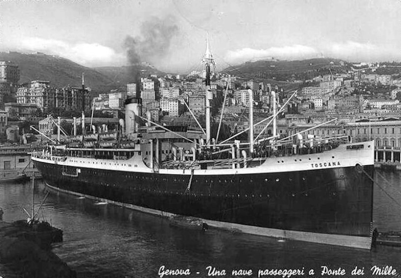 'Toscana'-Lloyd Triestino-1923/'Castel Felice'-Sitmar-1930 3tosca11